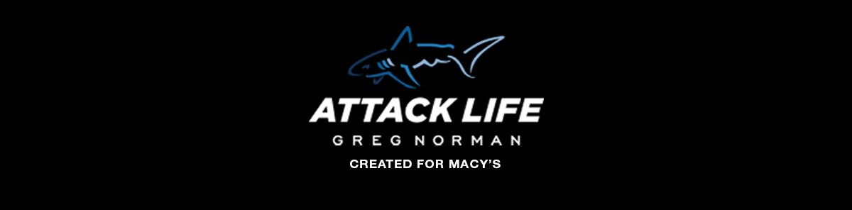 Attack Life, Greg Norman, Created For Macy's
