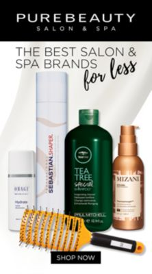 Pure Beauty, Salon and Spa, The Best Salon and Spa Brands, For Less, Shop Now