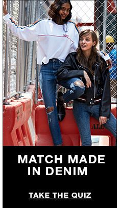 Match Made in Denim, Take The Quiz