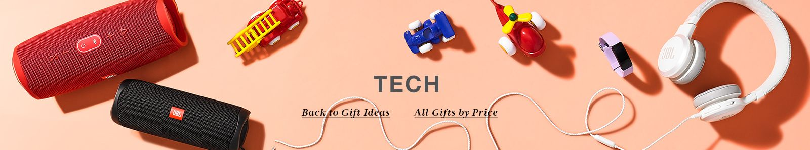 Tech, Back to Gift Ideas, All Gifts by Price