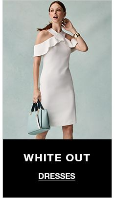 White Out, Dresses