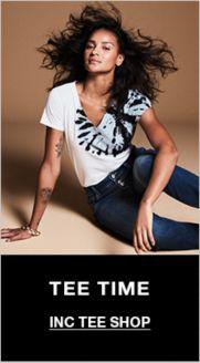 ff4454b47b3b INC Plus Size Clothing - INC International Concepts - Macy s