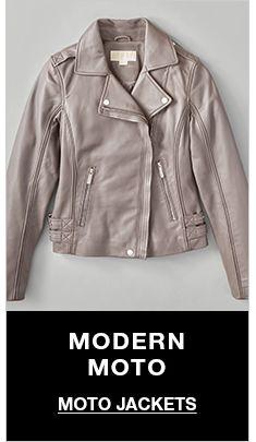 Modern Moto, Moto Jackets