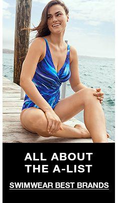 c6a81b96de5f1 All About The a- List, Swimwear Best Brands. Coco Reef Contours Rosaline ...