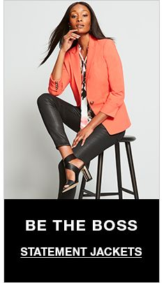 Be The Boss, Statement Jackets