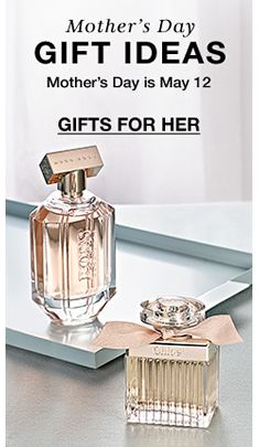Mother's Day Gift Ideas, Mother's Day is May 12, Gifts For Her