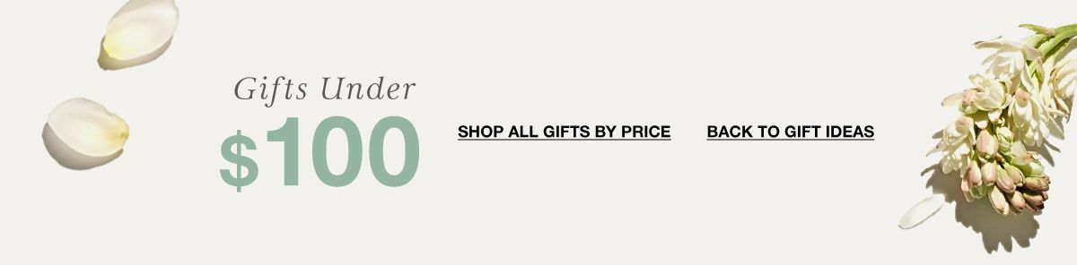 Gifts Under $100, Shop All Gifts by Price, Back to Gift Ideas