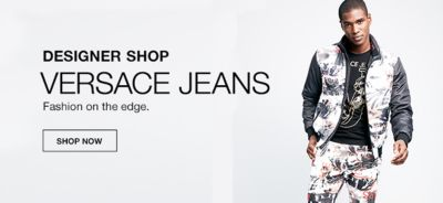 Designer Shop Versace Jeans, Shop now