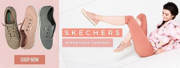 Skechers Effortless Comfort, Shop Now