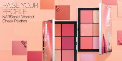 Raise Your Profile, Narsissist Wanted Cheek Palettes