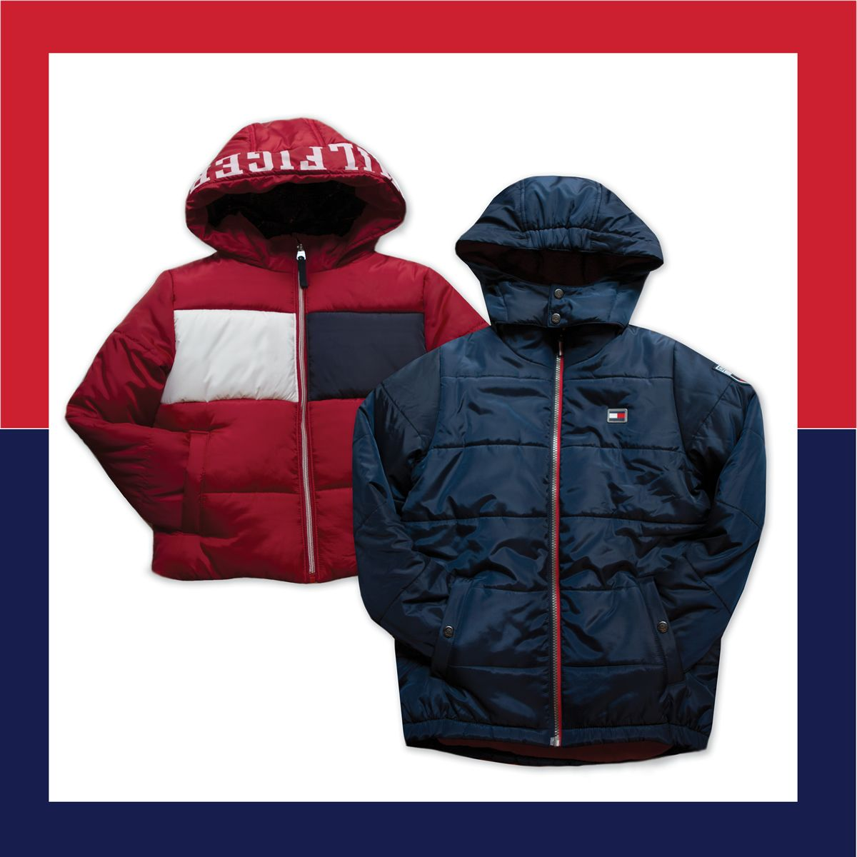 100% authentic 40f77 7c418 Coats & Jackets Tommy Hilfiger Kids' & Baby Clothes - Macy's