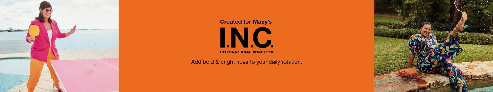 Created for Macy's, I.N.C International Concept