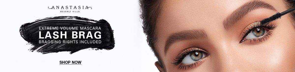 Anastasia Beverly Hills, Extreme Volume Mascara, Lash Brag, Bragging Rights Included, Shop Now