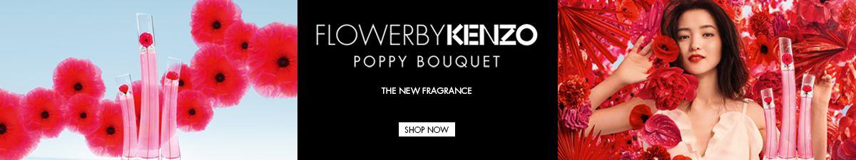 FlowerBy Kenzo, Poppy Bouquet, The New Fragrance, Shop Now