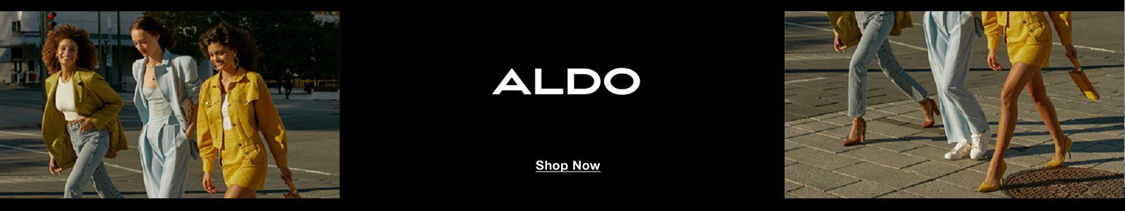 Aldo, Shop Now