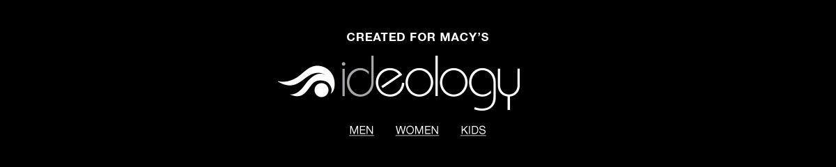 Created For Macy's, Ideology
