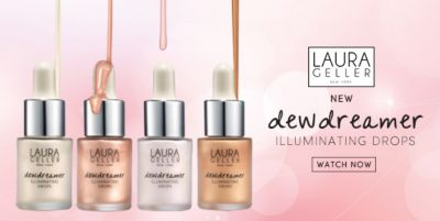 Laura Geller, New York, New dew dreamer, Illuminating Drops, Watch Now