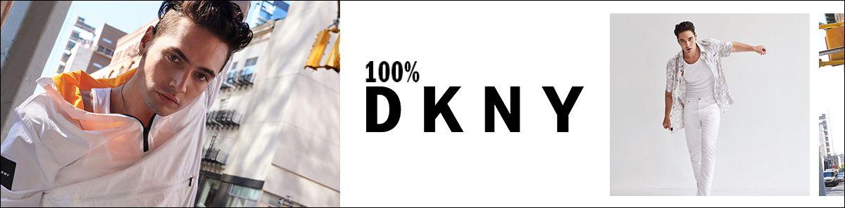 100 percent DKNY