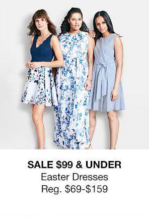 Easter Dresses $99 & under!