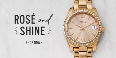 Rose and Shine, Shop Now