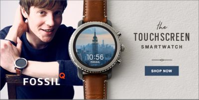 The Touch Screen, Smart Watch, Shop Now