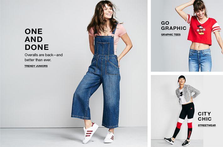 32e0fa4135eb Juniors Clothing - Macy s