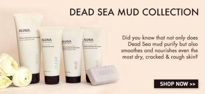 Dead Sea Mud Collection, Shop now