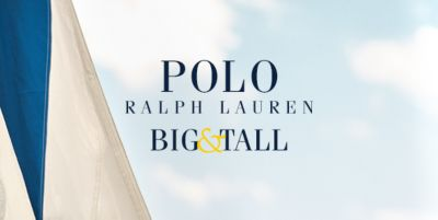 Polo Ralph Lauren, Big and Tall