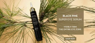 Black Pine, Super Eye Serum, Visibly Firm the Entire Eye Zone, Shop now