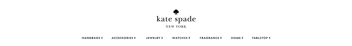 Kate spade, new York, Handbags, Accessories, Jewelry, Watches, Fragrance, Home, Tabletop