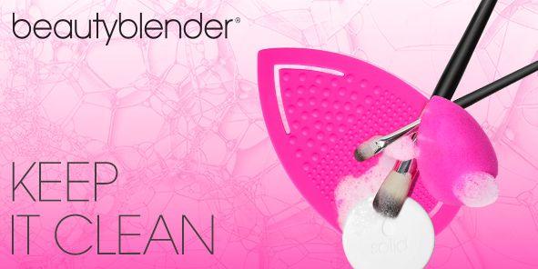 Beautyblender, Keep it Clean