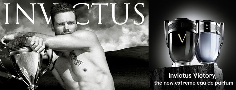 Invictus Victory, the new extreme eau de parfum