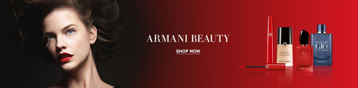 Armani Beauty, Shop Now