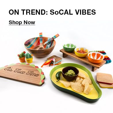 On Trend: SoCal Vibes, Shop Now