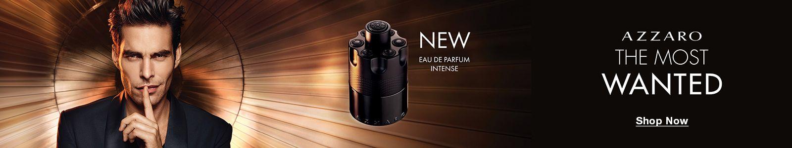 New, Eau de Parfum Intense, Azzaro The Most Wanted, Shop Now