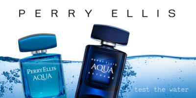 Perry Ellis, test the water
