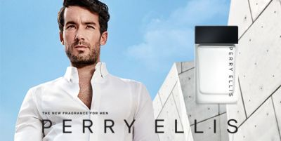 The New Fragrance For New, Perry Ellis