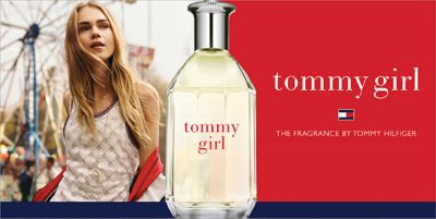 Tommy girl, The Fragrance by Tommy Hilfiger
