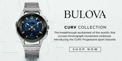Bulova, Curv Collection, Shop now