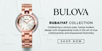 Bulova, Rubaiyat Collection, Shop now