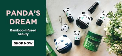 Panda's Dream, Bamboo-Infused beauty, Shop now