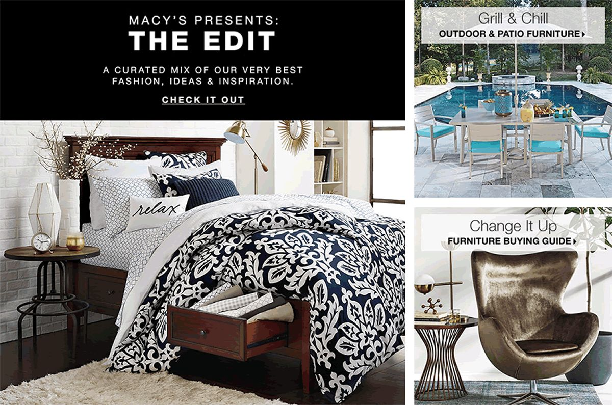 Macys Presents The Edit A Curted Mix Of Our Very Best Fashion Ideas