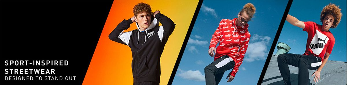 Sport-Inspired Streetwear, Designed to Stand Out