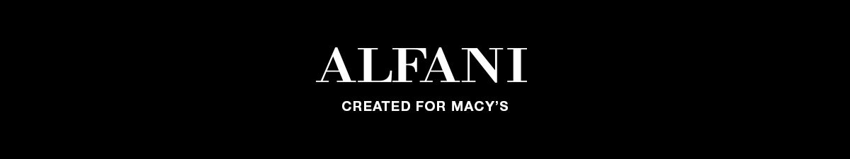 Alfani Created for Macy's