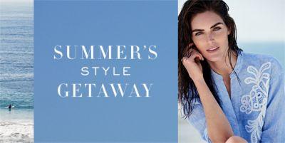 Summer's Style Getaway