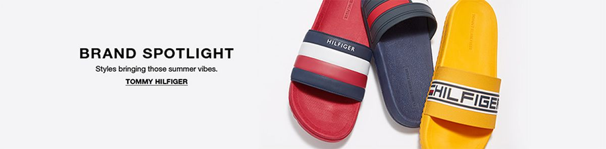 buy popular b5d5d 6ff1e Brand Spotlight, Styles bringing these summer vibes, Tommy Hilfiger