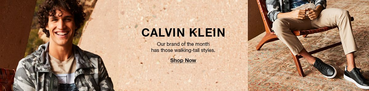 Calvin Klein, Shop Now