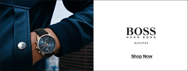 Boss, Hugo Boss, Watches, Shop Now