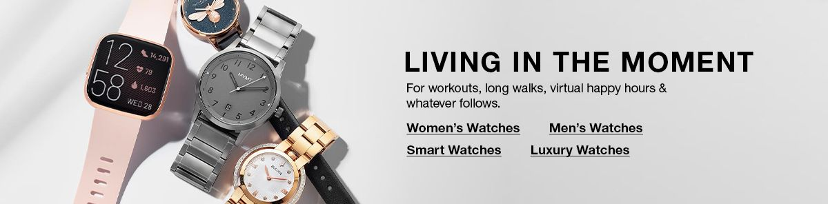 Living In the Moment, Women's Watches, Men's Watches, Smart Watches, Luxury Watches