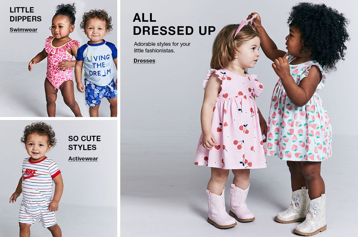 Little Dippers, Swimwear, so Cute Styles, Activewear, All Dresses up, Dresses